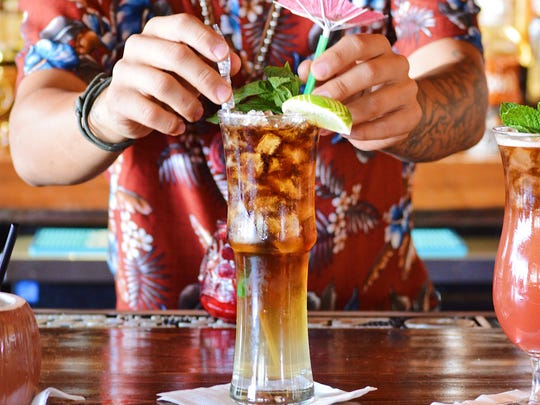 Hula's Modern Tiki in Phoenix and Scottsdale will offer drink and rum flight specials for National Rum Day.