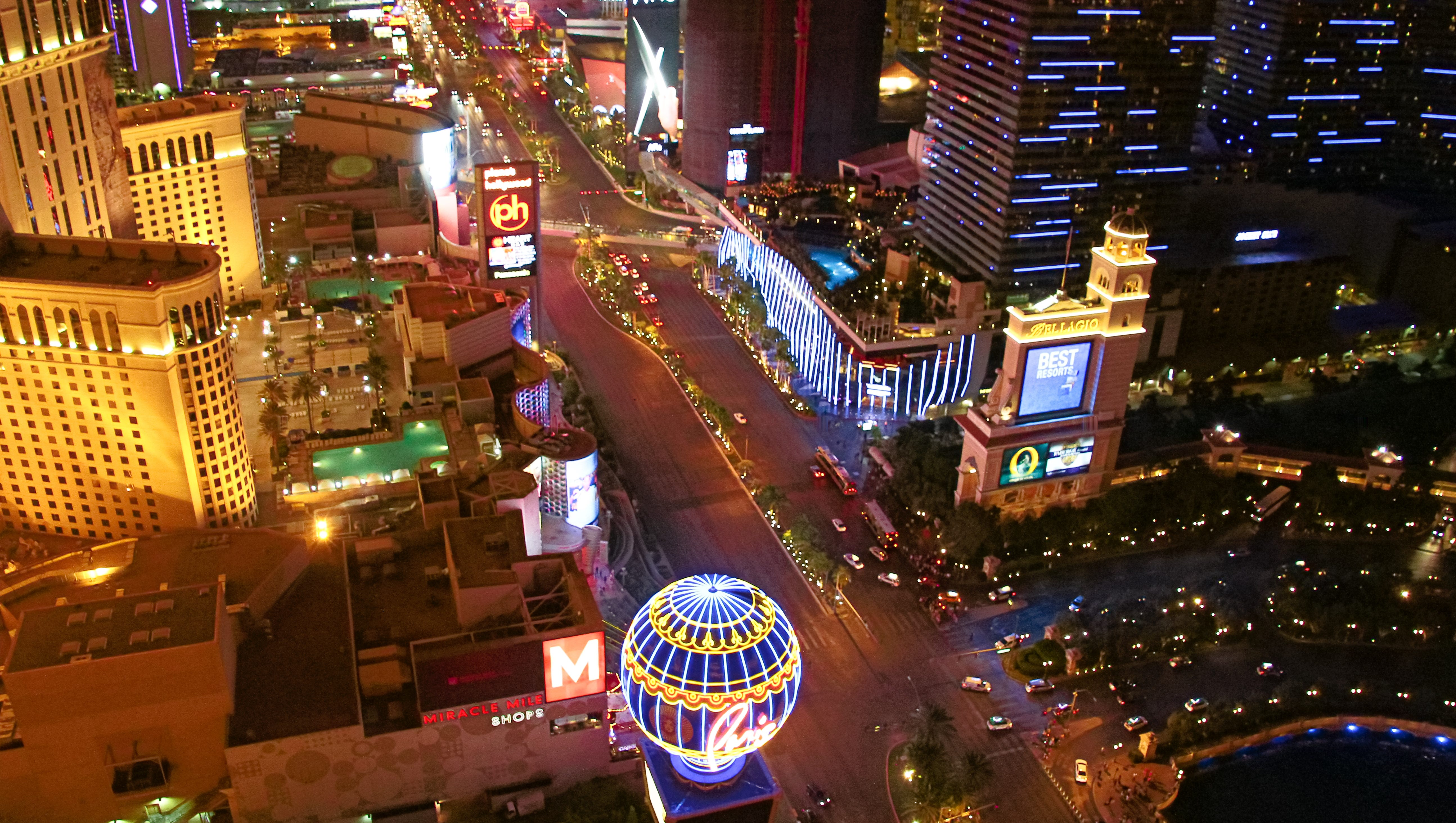 Las Vegas Hotel Deals Lowest Rates For December 2018