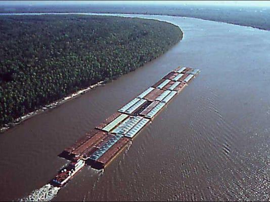 Mississippi-river-barge