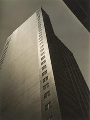 'PSFS Building, Philadelphia' is a circa 1932-1933