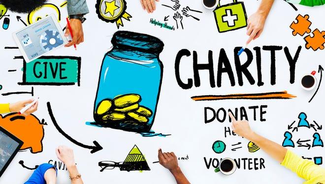 File Illustration - Charity