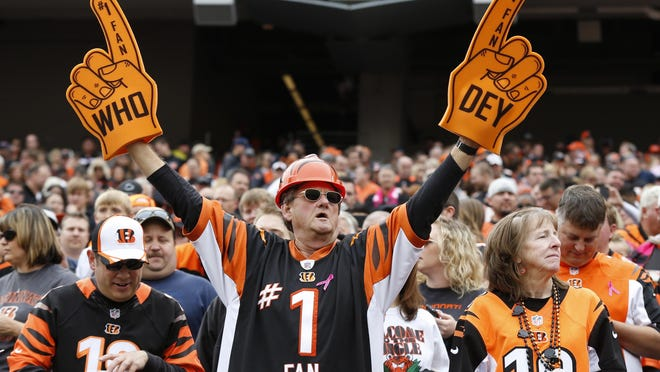 Miller Lite's Free Rides program will offer free transportation on all Metro routes all day to Cincinnati Bengals fans going to the home opener Sunday, Sept. 20.