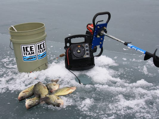 Early-season cold snap jigs up plans for ice fishing