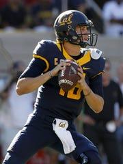 Cal quarterback Jared Goff.