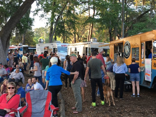 Food Truck Thursday will celebrate its 7th year on