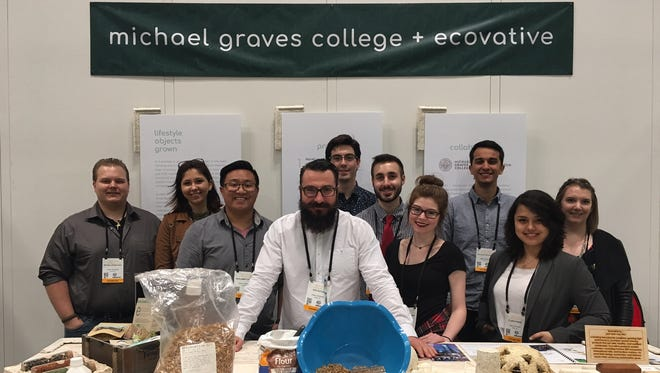 Kean University Industrial Design Students are Growing New Products with Mushroom® Materials