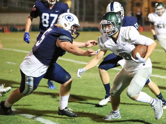 Central Valley Christian hosts a Central Sequoia League
