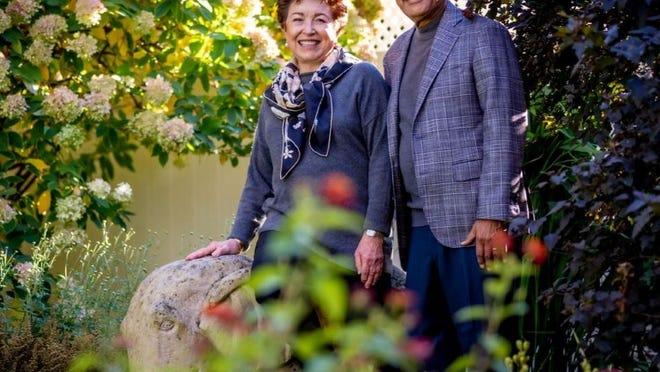 Linda and Bipin Doshi