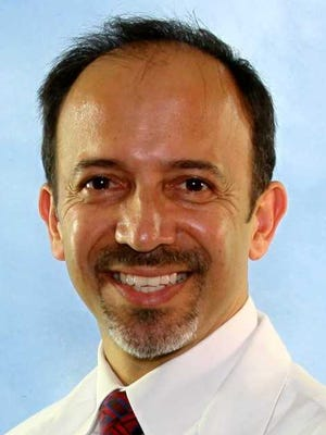 Cesar De Leon is president of the Collier County Medical Society.