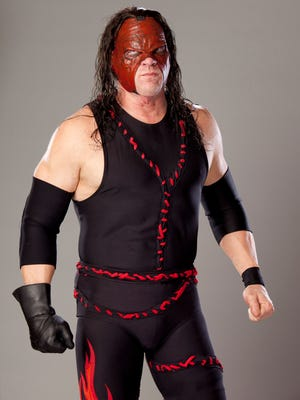 Demon Kane headlines the WWE Live May stop at Pan Am in Las Cruces.