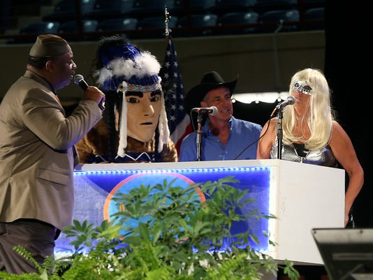 San Angelo ISD's annual back-to-school convocation