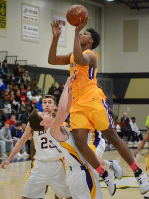 Washington's Deontay Long shoots over New Berlin Eisenhower's