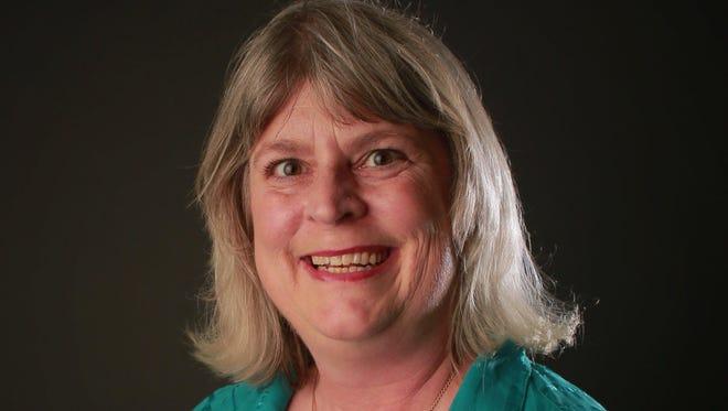 Food writer Elaine Hesser