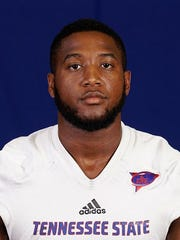 Latrelle Lee was kicked off the Tennessee State football