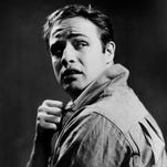"Marlon Brando starred in the 1954 Academy Award-winning drama ""On the Waterfront,"" which received 12 Oscar nominations and won eight."