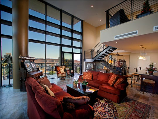 The Portland Place condos in downtown Phoenix offer