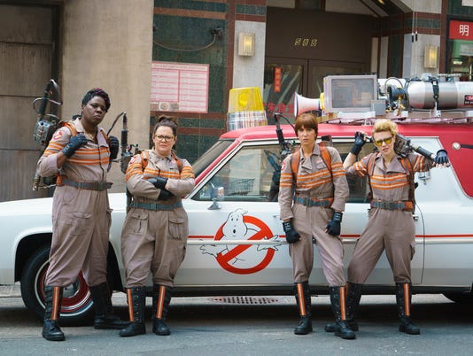 'Ghostbusters' movie review
