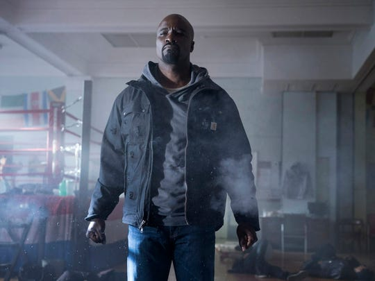 Mike Colter is the new screen superhero on Netflix's