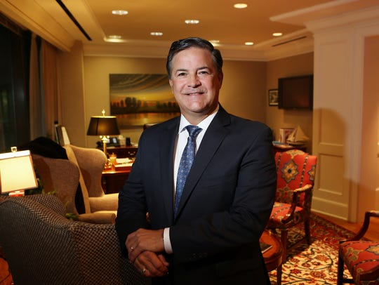 Mark Sutton, Chairman and CEO of International Paper,