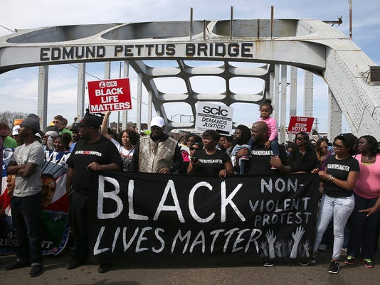 Selma Commemorates 50th Anniversary Of Historic Civil Rights March
