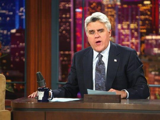 Comedian and former host of the Tonight Show, Jay Leno will perform at the Freeman Stage in Selbyville on June 30.