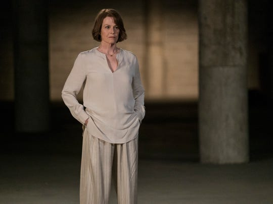 Sigourney Weaver appears in 'Marvel's The Defenders.'