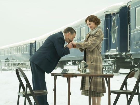 Kenneth Branagh and Daisy Ridley star in Twentieth