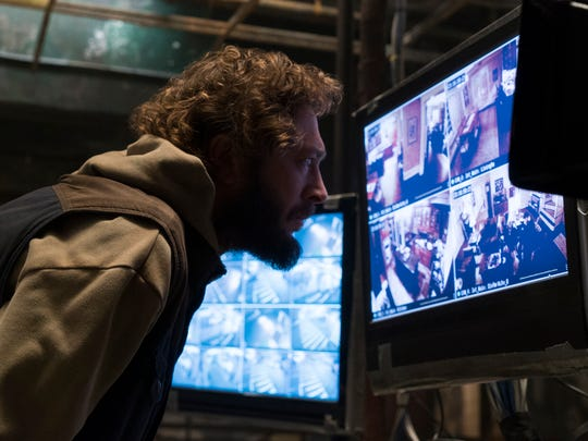 Ebon Moss-Bachrach in Marvel's The Punisher