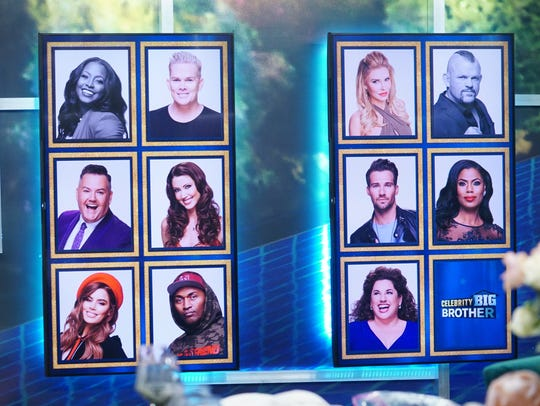 The memory board after the second live eviction of
