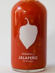Homeboy's Jalapeno sauce