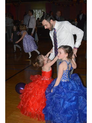 The Fairview Rec Center plans to host Dads and Daughters Dance in February.