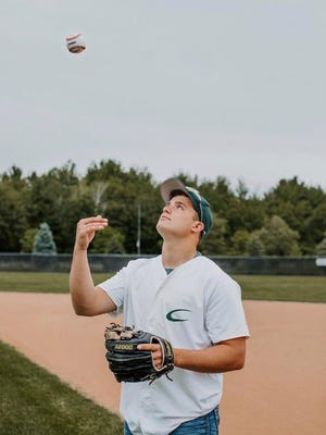 Max Conklin grew up in a baseball family, as both his dad and brother each played.