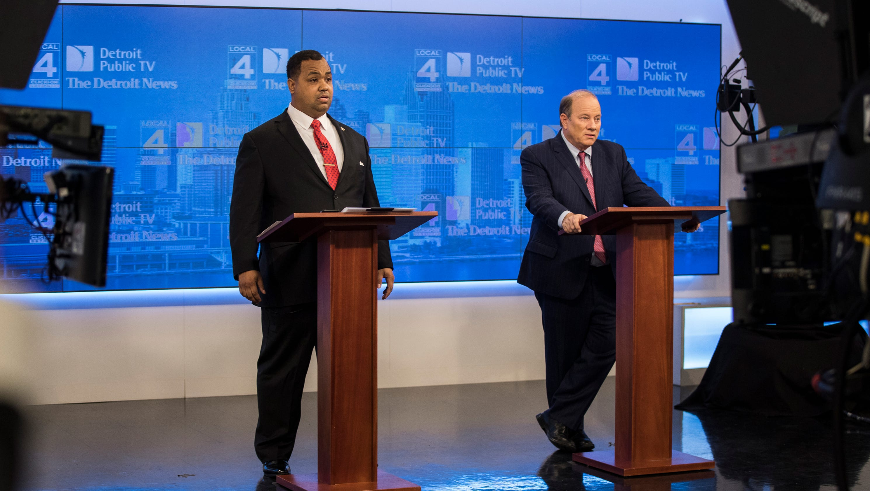 Detroit mayor debate fact check: Mike Duggan and Coleman ...