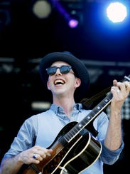 Pokey LaFarge returns to Wooly's in Des Moines on Jan. 21.