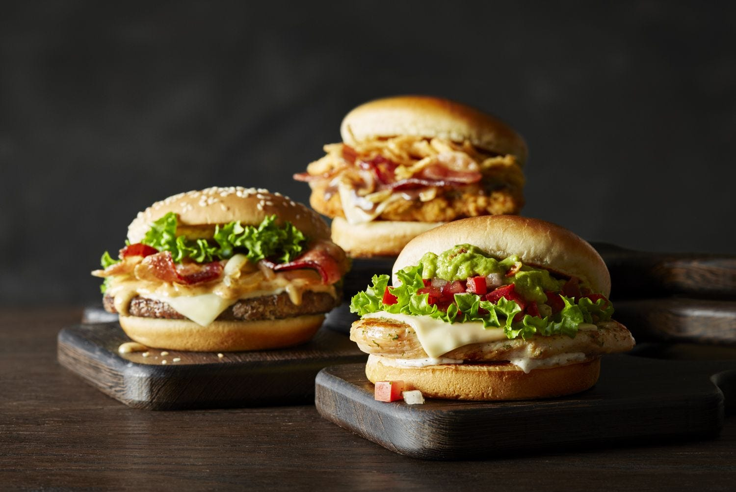 McDonald\u0027s cuts its premium sandwiches line, Signature