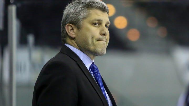 New Thunderbolts coach Jeff Bes eager to turn struggling franchise around | Lindskog