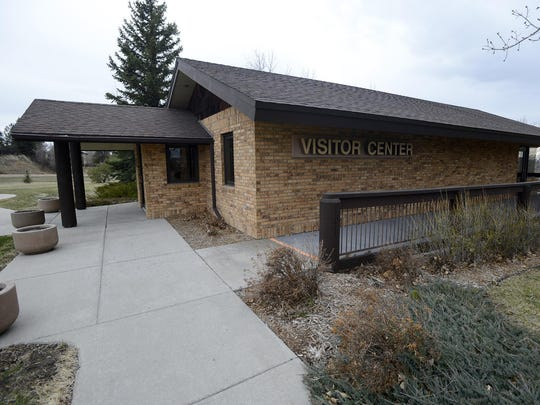 The Great Falls Montana Tourism group will continue operating the Visitor Center at Overlook Park with volunteer assistance through Sept. 30, and then shift the function to the group's downtown office at 100 1st Ave. N.