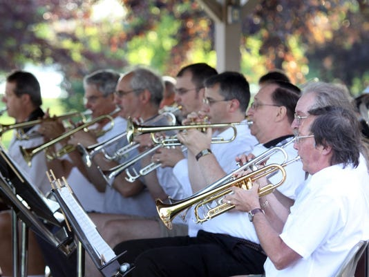 De Pere city band