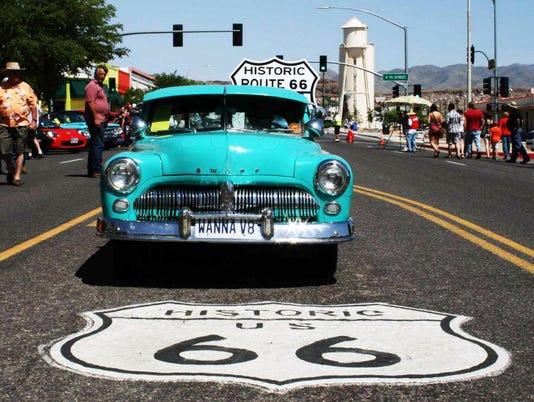 Route 66 Fun Run