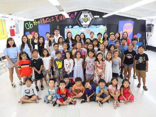 Guam Korean School held a vacation ceremony on May