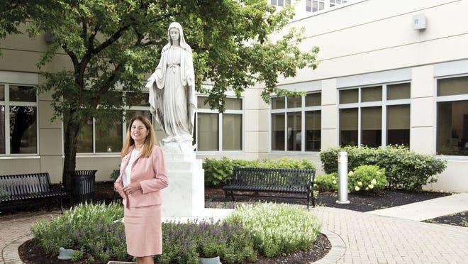 Mount Carmel Health System CEO Lorraine Lutton