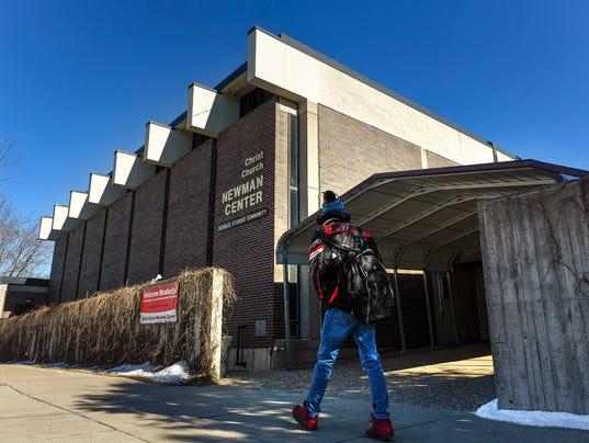Newman Center 1
