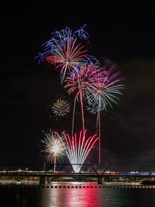 Fourth of July parking and transit tips