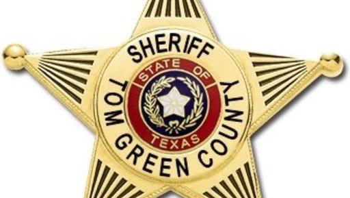 Tom Green County Sheriff's Officer badge