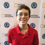 South Lyon students compete in state Geography Bee finals