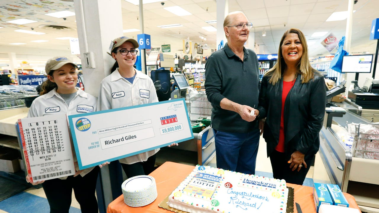 $9 8M lottery winner says he's not going to change