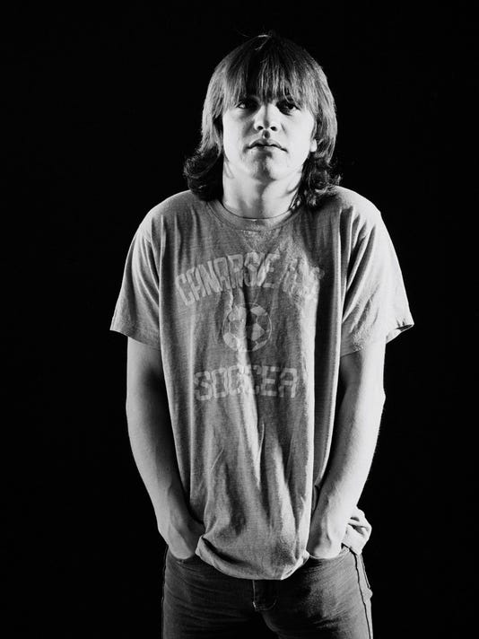 (FILE) AC/DC co-founder Malcolm Young dies at 64 AC/DC In London