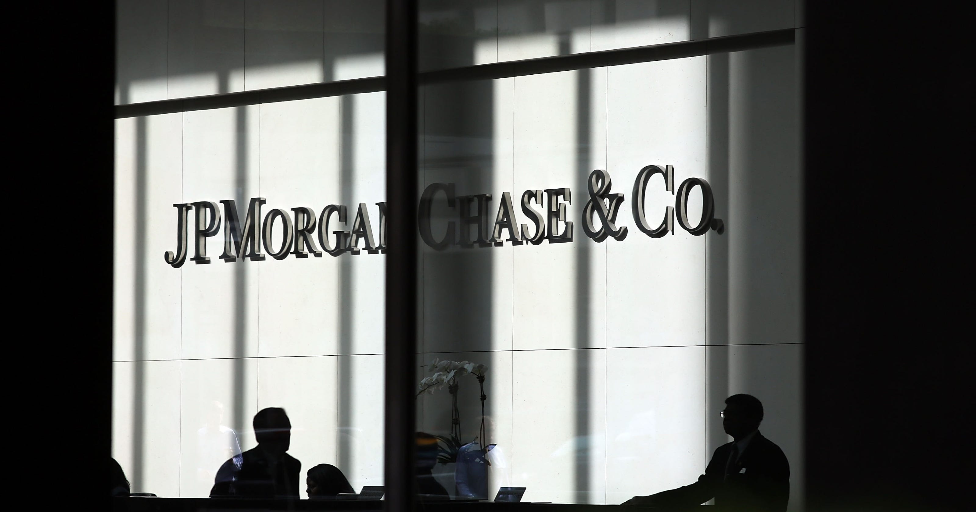 Major JPMorgan Chase settlements and fines