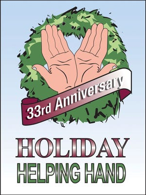 Holiday Helping Hand logo