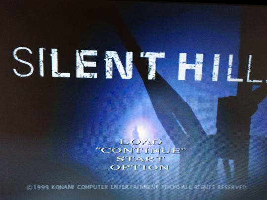 """Silent Hill"" is a PlayStation One-era survival horror game."